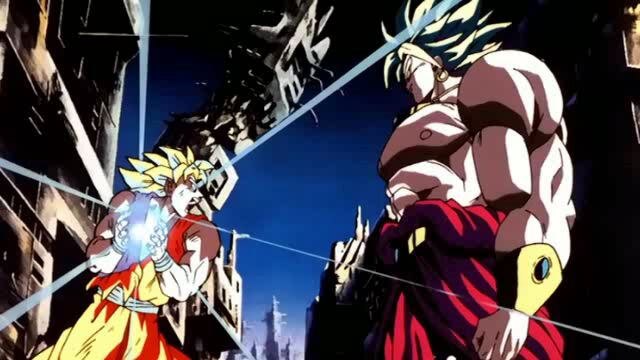 DBZ - L'ascension De Broly [Full Trailer] Broly210