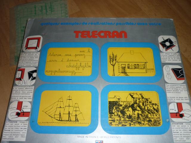 Le Télécran.... P1030519