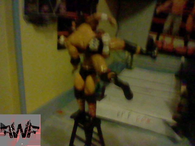 Dark Show #006 - Dark ECW Arena Foto_d10