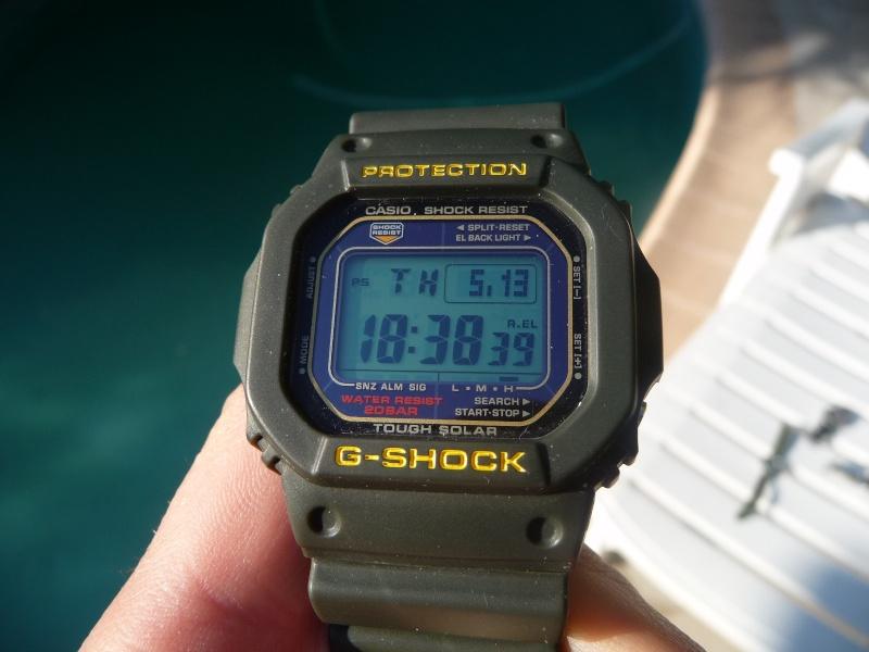Casio G-shock GW-7900 1er P1030113