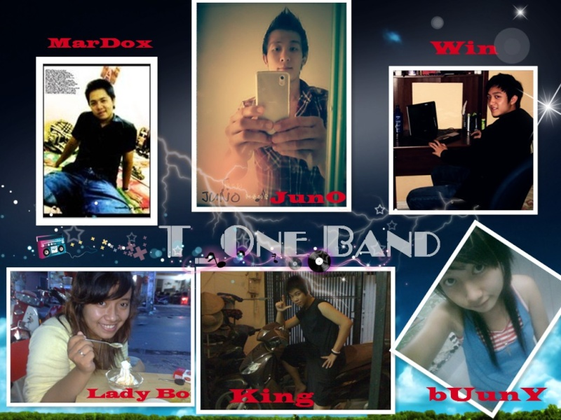 T_One Band
