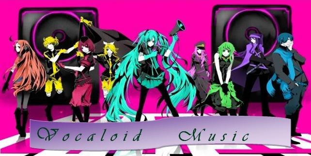 Vocaloid Music