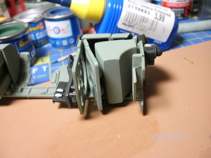 Spitfire Mk.22/24 in 1:32 von Revell Pictco11