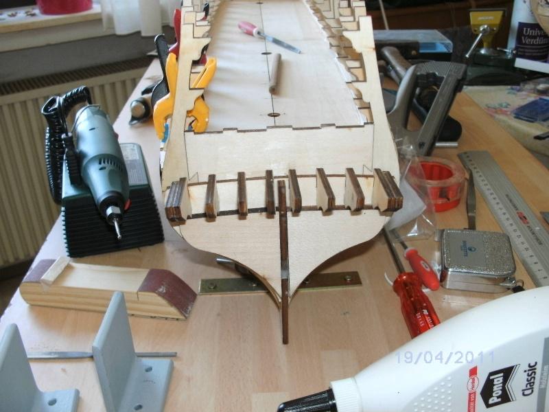 JesusBelzheim Baubericht Victory aus Holz Pictde12