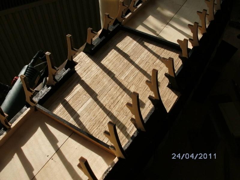 JesusBelzheim Baubericht Victory aus Holz Pictde16