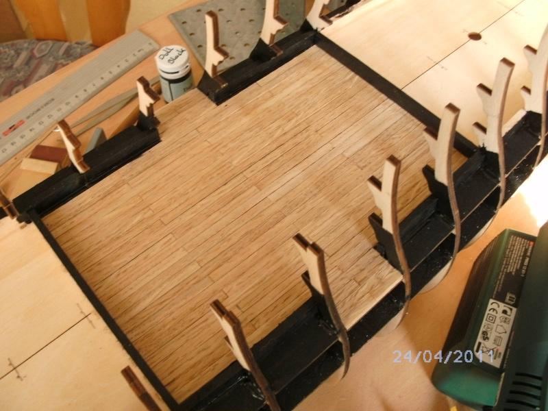 JesusBelzheim Baubericht Victory aus Holz Pictde17