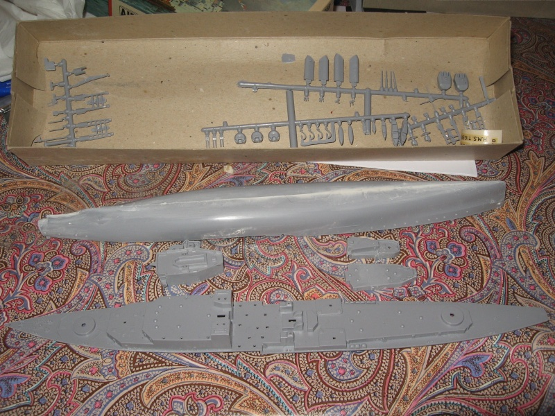 Airfix 1/600 HMS TIGER - rambardes Img_2512