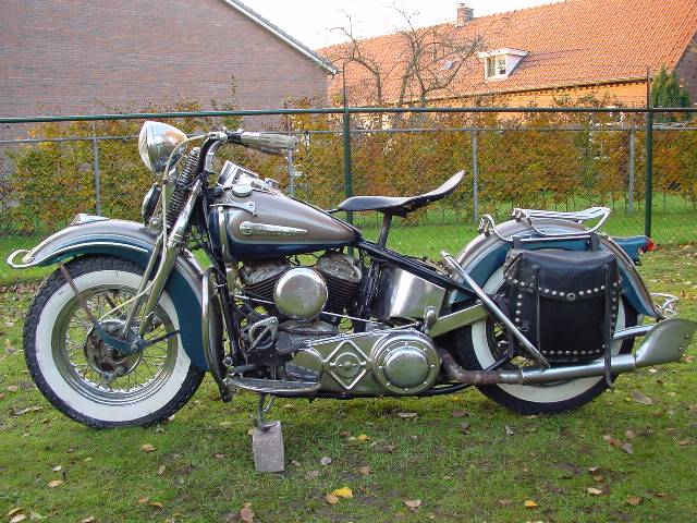 Les vieilles Harley......... (ante 84) - Page 20 Harley13