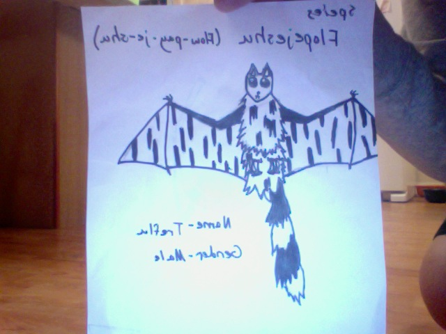 Kalistik draws bat thingies and asks for requests! Batthi10