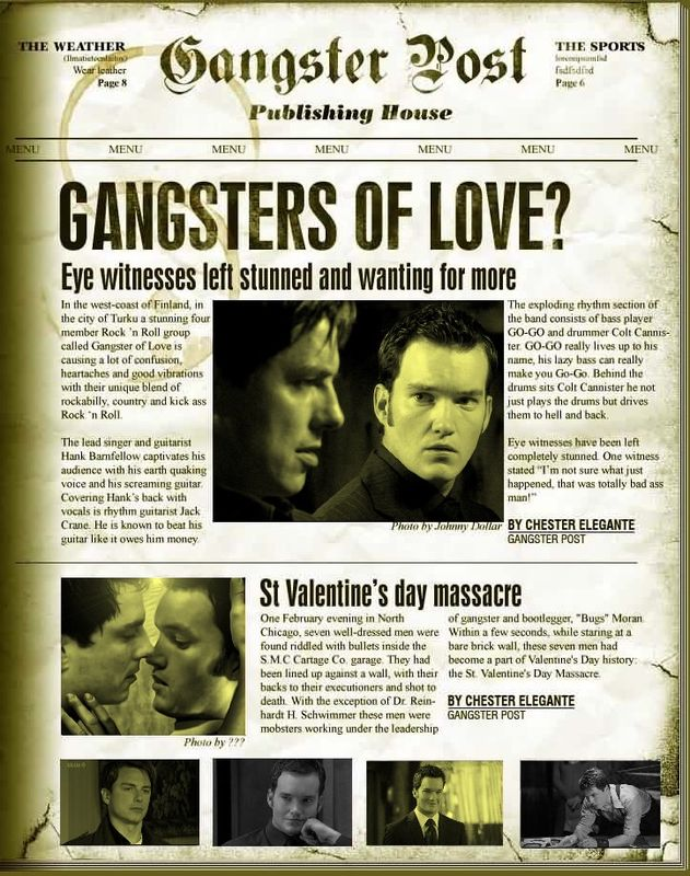 Torchwood - Gangsters of Love - Jack/Ianto - G 410