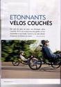 Article dans le magazine belge 'Touring Explorer' Tourin10