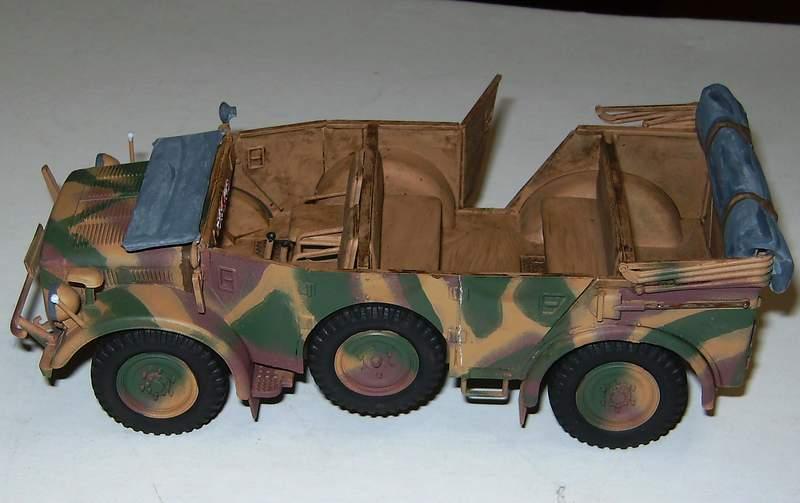 Horch 1a mit 2 cm Flak 38 Ho00110