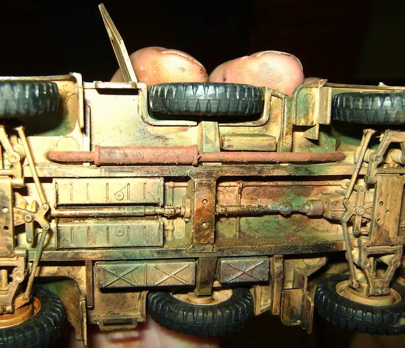 Horch 1a mit 2 cm Flak 38 Ho00510