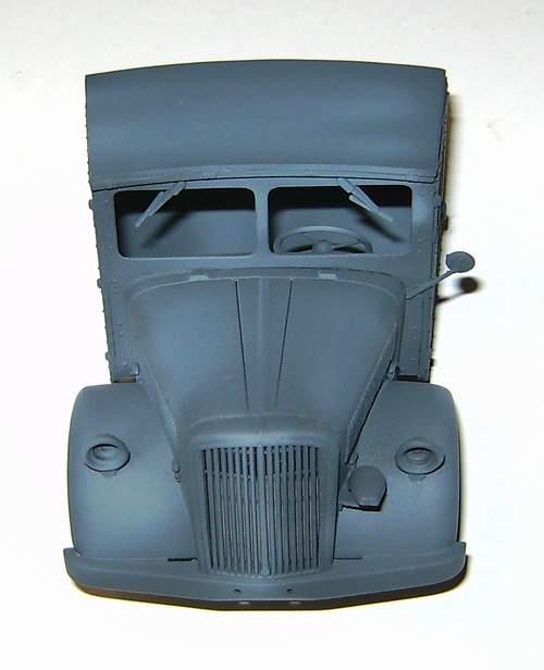 Mercedes L-701 1:35 Lwt00510