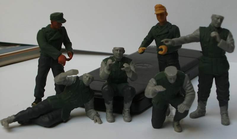 Militärpersonal  S00210
