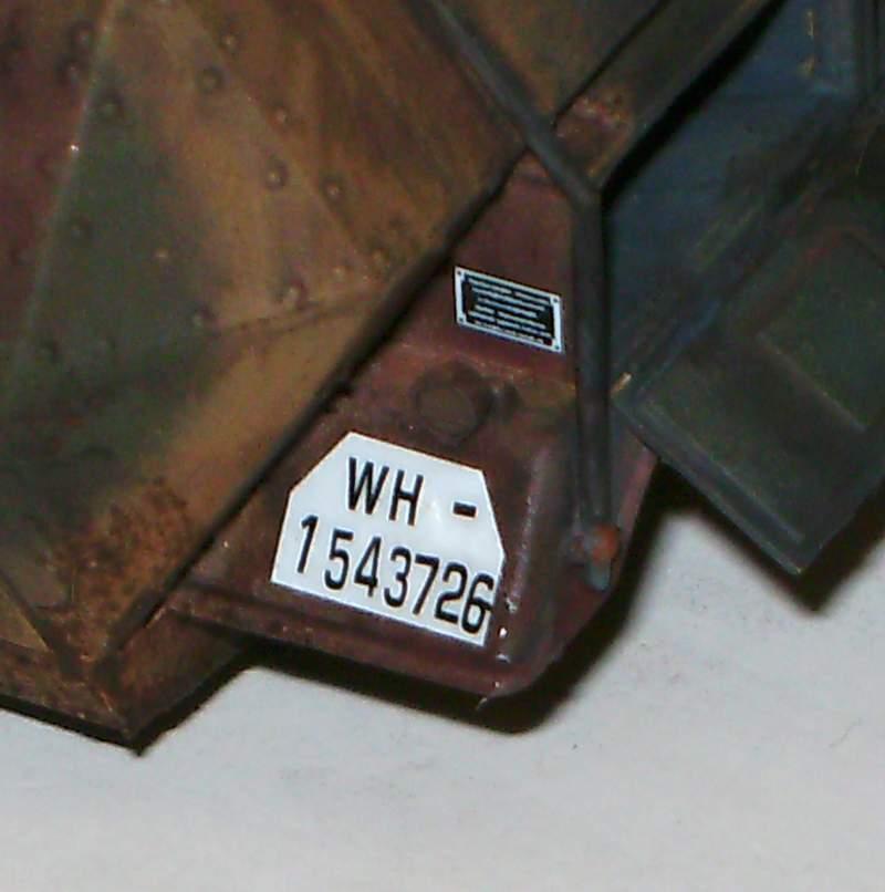 SD KFZ 251/16 Ausf C   1/35  S0610