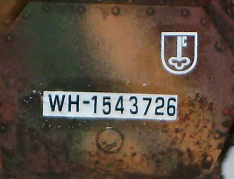 SD KFZ 251/16 Ausf C   1/35  S0710