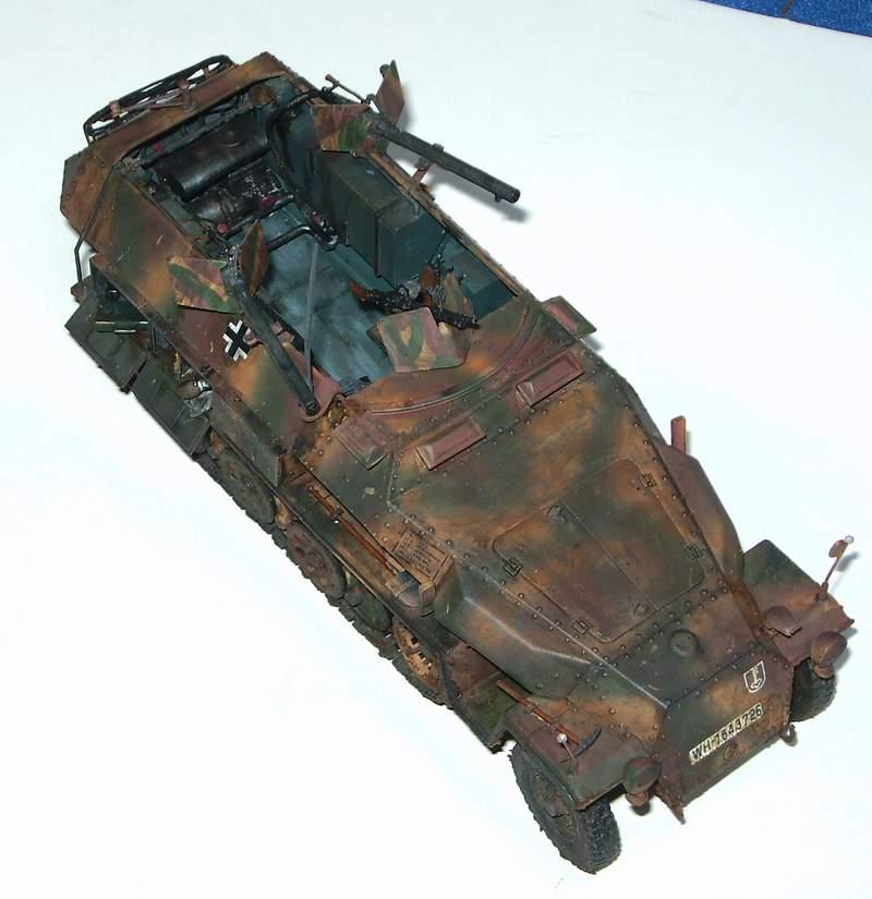 SD KFZ 251/16 Ausf C   1/35  Sd160014
