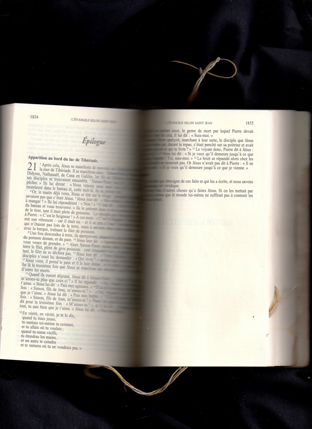 JESUS Christ est vraiment né le 25 décembre, par Clarisse Delorient - Page 32 Img03810