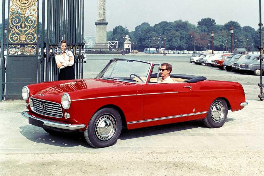 Des photos d'époque de Concessions Mercedes-Benz partie 1 - Page 34 Peugeo15