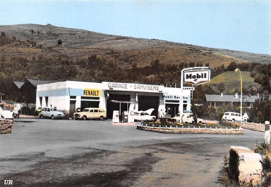 Des photos d'époque de Concessions Mercedes-Benz - Page 27 Statio54