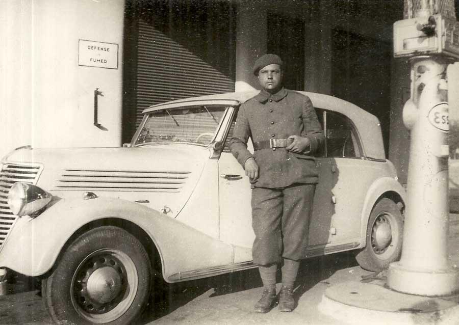 Des photos d'époque de Concessions Mercedes-Benz partie 1 - Page 28 Statio60