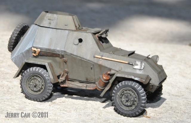 BA-64 / panzerspähwagen - [Miniart, 1/35, référence 35110] - Page 4 Ba-46-45