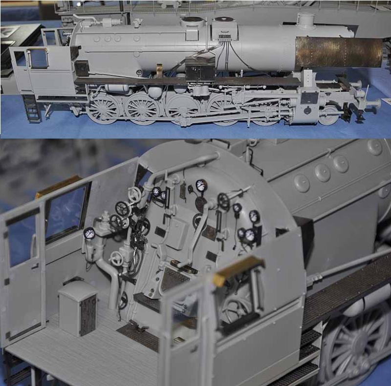Baureihe 52 mit Steifrahmentender / BR-52 [Trumpeter 1/35] - Page 4 Expo2022