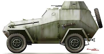 BA-64 / panzerspähwagen - [Miniart, 1/35, référence 35110] Ger_410