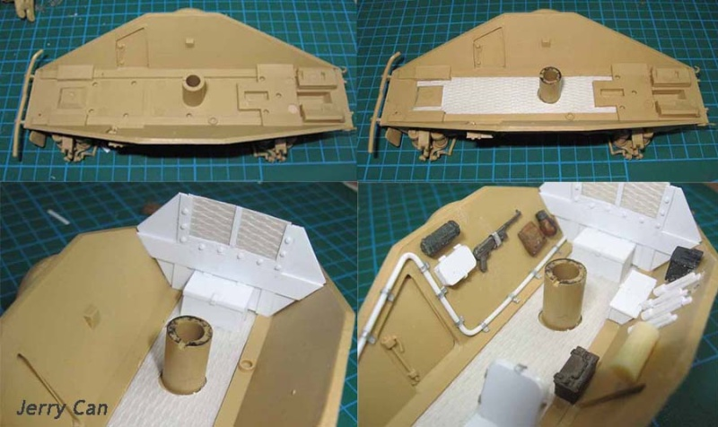 Sdkfz 222, Tamiya 1/35 Sdkfz211