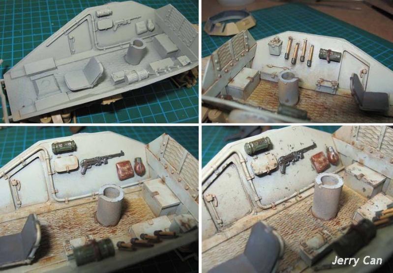 Sdkfz 222, Tamiya 1/35 Sdkfz213