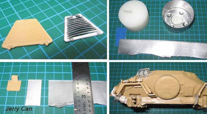 Sdkfz 222, Tamiya 1/35 Sdkfz214