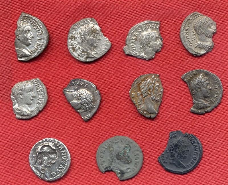 """Lot denier romain argent / roman denarius"" Lot_fa10"