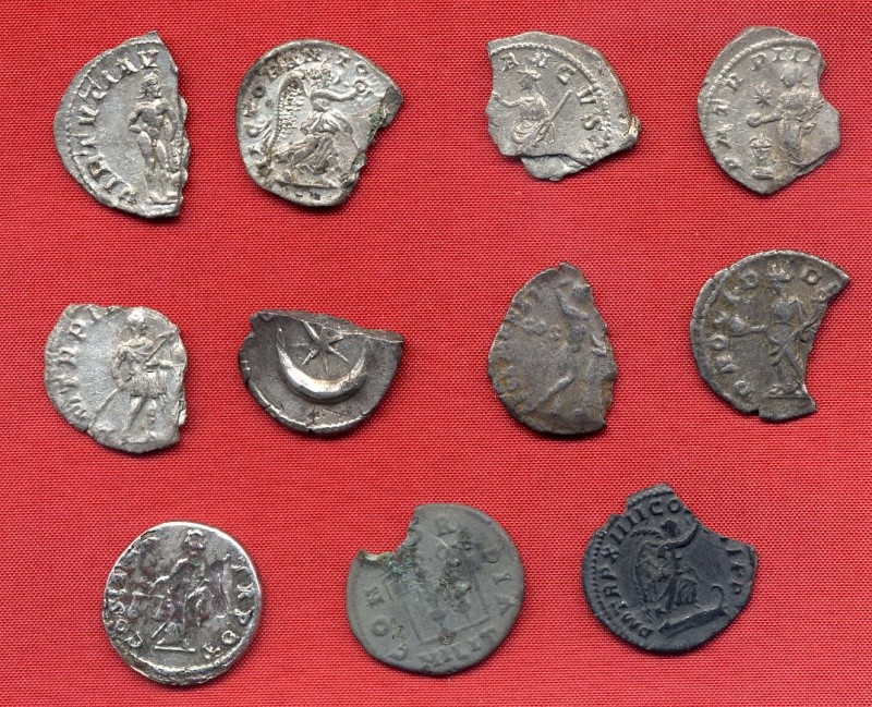 """Lot denier romain argent / roman denarius"" Lot_fa11"