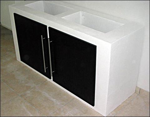 meuble siporex Suppor10