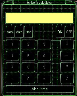 evilsofts calculator Calc10