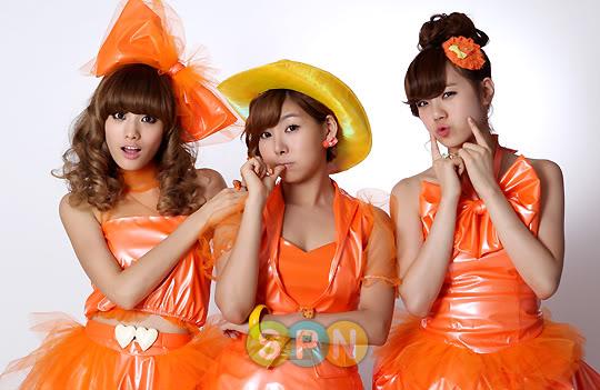 Tổng hợp hình ảnh Orange Caramel A~ing  Orange10