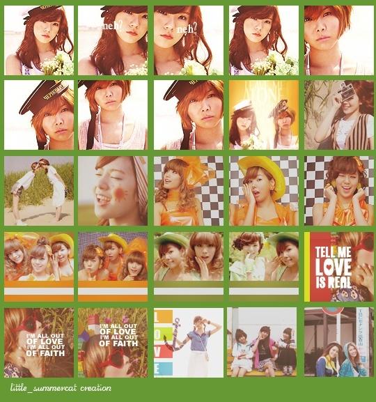 Tổng hợp hình ảnh Orange Caramel A~ing  Set10