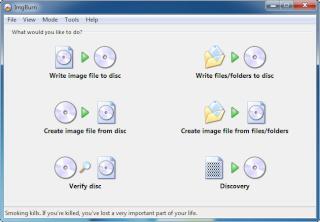 Программы для записи дисков Screen12