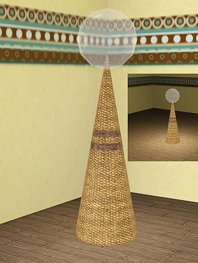 Tutorial Ejercicio Modelar una lámpara, colocar luces 6810