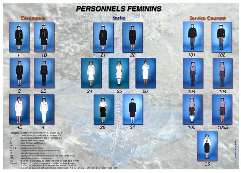 [Les traditions dans la Marine] Tenue dans la Marine- Tome 01 - Page 16 Tenues12