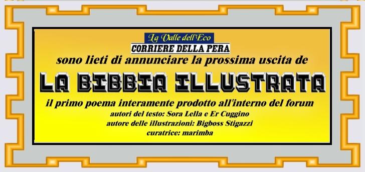 LA BIBBIA ILLUSTRATA - Presentazione e commenti Pubbli10