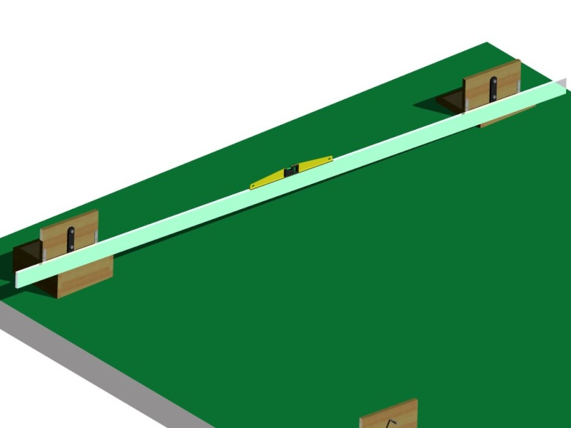 ABRI-BOX 9m x 3m - pour chevaux Niveau10
