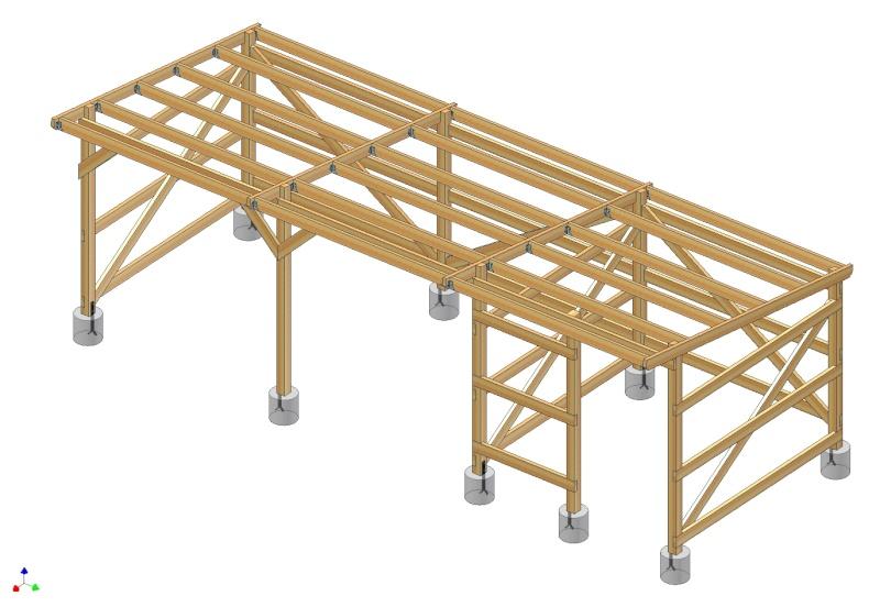 ABRI-BOX 9m x 3m - pour chevaux - Page 3 Struct10