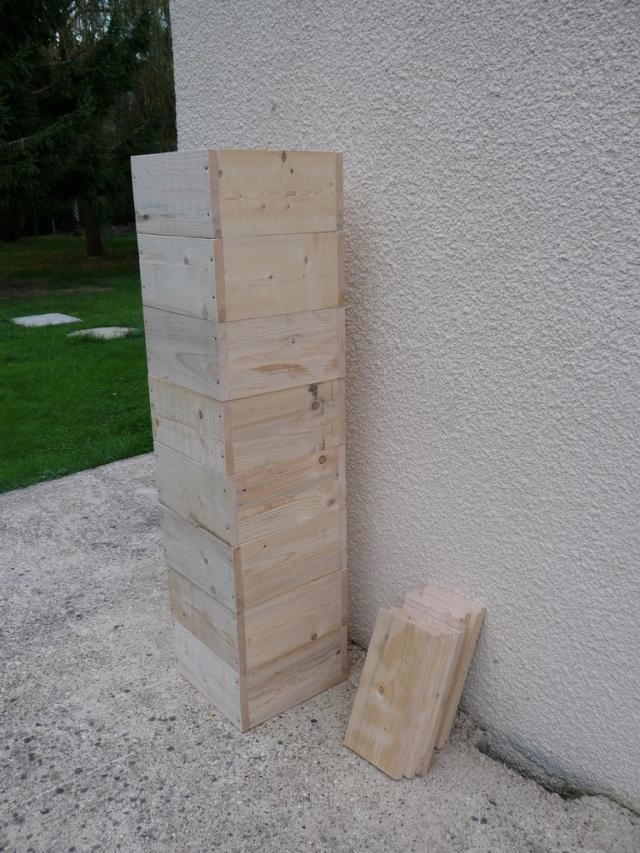 ABRI-BOX 9m x 3m - pour chevaux Suivi_12
