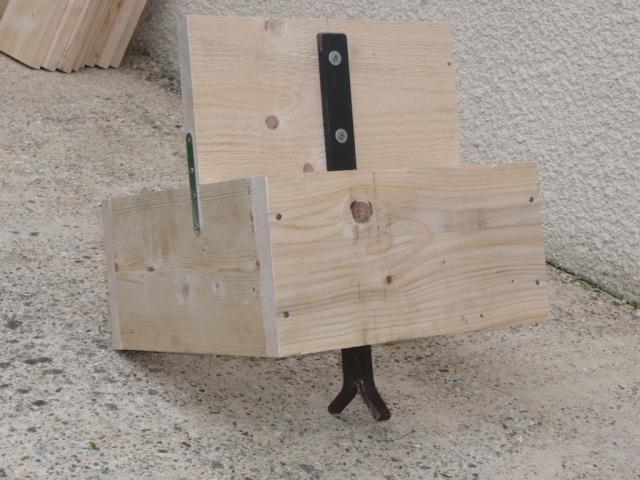 ABRI-BOX 9m x 3m - pour chevaux Suivi_14