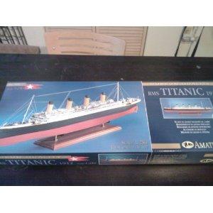 Titanic Amati di DELUX - 1° parte - Pagina 2 51a7wf10