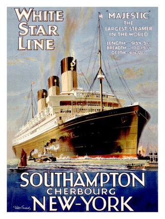 La White Star Line (1845/1934) Walter10