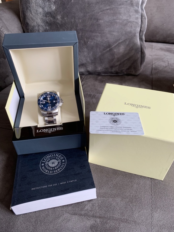 Vends - [Vends] LONGINES HYDROCONQUEST CERAMIQUE  Aociio10