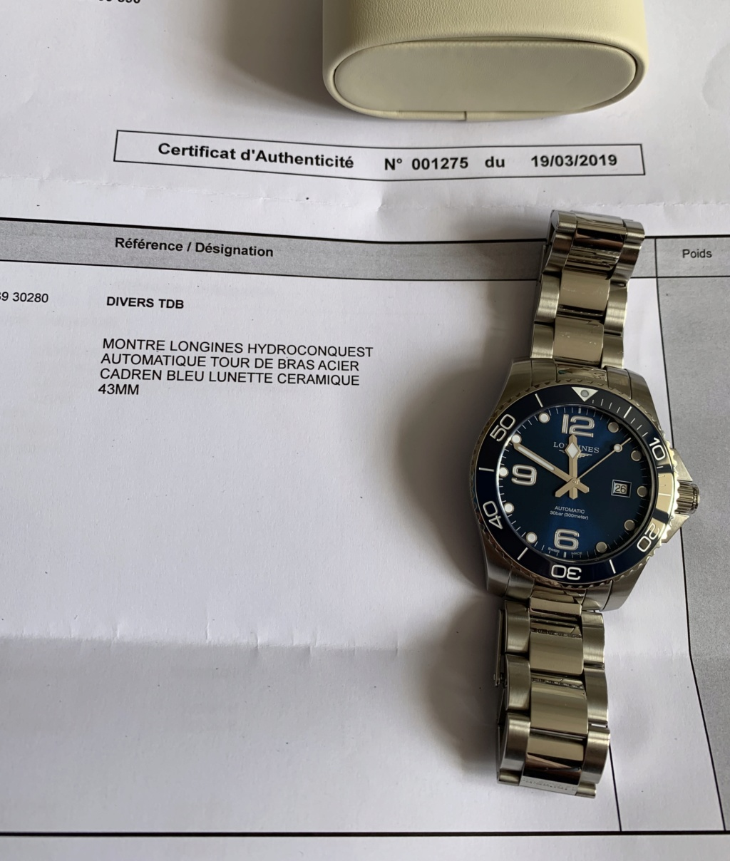Vends - [Vends] LONGINES HYDROCONQUEST CERAMIQUE  Fullsi10
